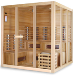 Conventional Far Infrared Sauna Cabin