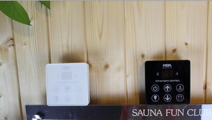 External Control Electic Sauna Heater 7.5kW Stainless Steel Residential Sauna Oven