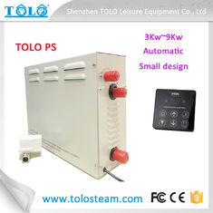 China Commercial spa Electric Steam Generator portable for steam rooms supplier