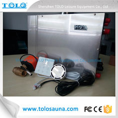 China Sauna Residential Steam Generator Waterproof Control Panel 7000w 3 phase supplier