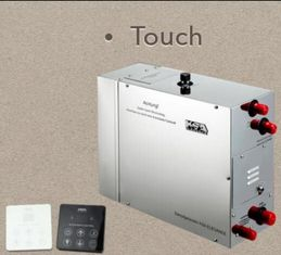China Over-heat protection Sauna Steam Generator 18000w 380v / 400v For Turkish Bath supplier