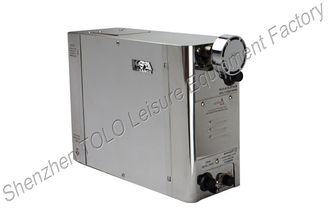 China 3kw Residential Sauna Steam Generator 110v With Single Phase supplier