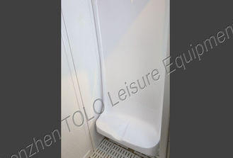 China Acrylic Modular Steam Shower Cabin Room , 2 Person Steam Sauna Shower supplier