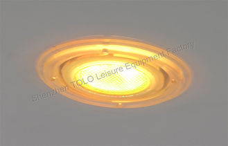 China Waterproof 12V Steam Room Chromatherapy Lights Colorful For Steam Room supplier