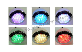 China 1Watt 12V Colorful Steam Room Accessories Steam Room Light Waterproof supplier