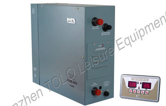 China Grey Green Wet Steam Generator For Bath Room , heat recovery steam generator supplier