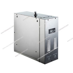 China 12kw Residential Steam Generator , electric wet steam generator for steam room with automatic flushing after drain supplier