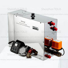 China 3kw 220V Portable Steam Generator Stainless steel with auto drain supplier