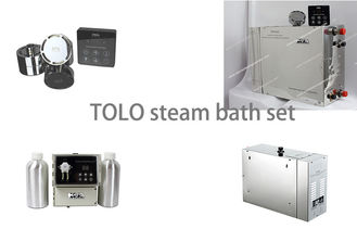 China 6.0kw 380v Turkish Bath Heat Electric Sauna Steam Generator Hyperthermia Therapy supplier