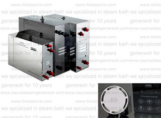 China Digital and optional Residential Steam Generator stainless steel 12kw 380V for home supplier