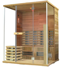 China Conventional Far Infrared Sauna Cabin supplier