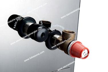 China 15KW 400V Electric Steam Shower Generator With Self Flushing Heating Element distributor