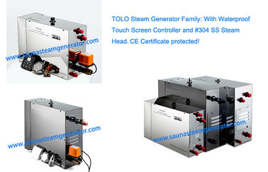 China Automatic Wet Portable Steam Generator distributor